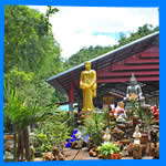 Wat Tham Thong Monastery, Northern Thailand Meditation Centre