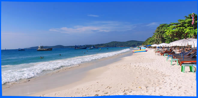 Koh Samed beaches